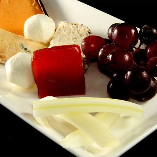 Julian's Restaurant Hoylake Wirral Dessert Menu Cheese Board