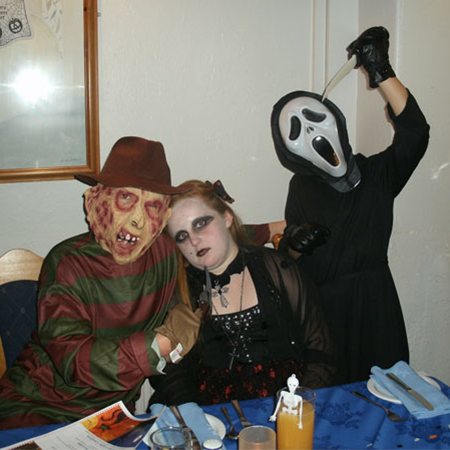 Julian's Restaurant Hoylake Wirral Events Quiznine Halloween